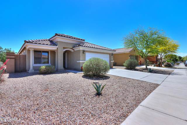 40077 W Bonneau Street, Maricopa, AZ 85138 (MLS #6223081) :: Power Realty Group Model Home Center