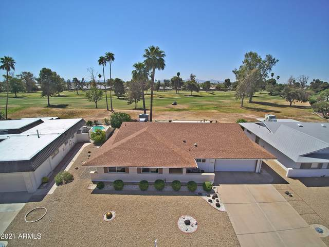 10239 W Ironwood Drive, Sun City, AZ 85351 (MLS #6223083) :: Klaus Team Real Estate Solutions
