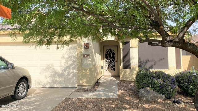 18651 N Madison Road, Maricopa, AZ 85139 (MLS #6223088) :: Maison DeBlanc Real Estate