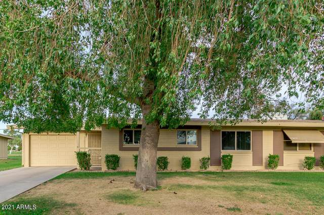 11019 N Coggins Drive, Sun City, AZ 85351 (MLS #6223092) :: CANAM Realty Group