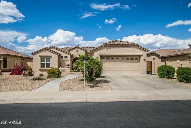 3500 E Firestone Drive, Chandler, AZ 85249 (MLS #6223095) :: The Helping Hands Team