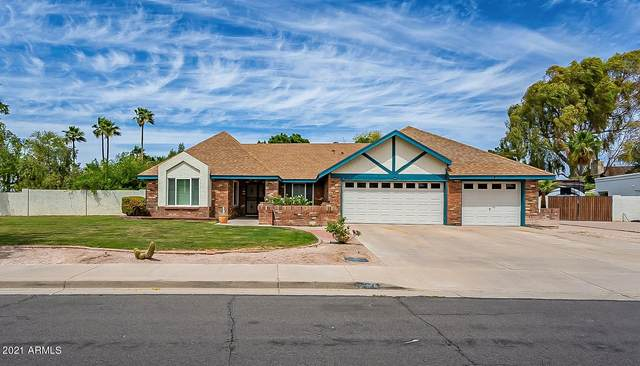 306 E Halifax Street, Mesa, AZ 85201 (MLS #6223097) :: Power Realty Group Model Home Center