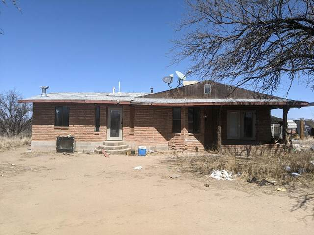 497 E Van Hess Street, Cochise, AZ 85606 (MLS #6223101) :: The Laughton Team