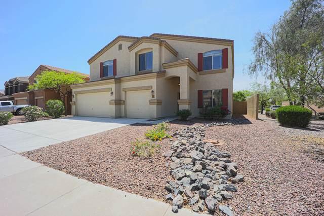 11851 W Electra Lane, Sun City, AZ 85373 (MLS #6223112) :: CANAM Realty Group