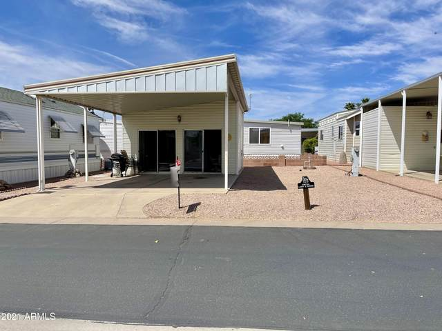 7750 E Broadway 529 Road, Mesa, AZ 85208 (MLS #6223125) :: The Newman Team