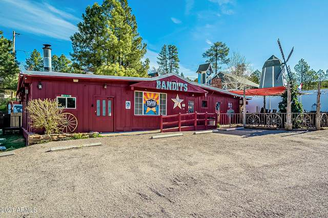 5079-81 N Hwy 87, Pine, AZ 85544 (#6223127) :: Luxury Group - Realty Executives Arizona Properties