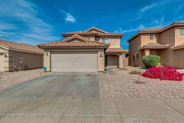 22372 W Cantilever Court, Buckeye, AZ 85326 (MLS #6223129) :: Zolin Group
