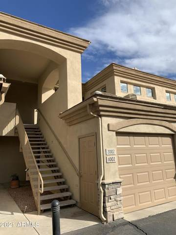 4200 N 82ND Street #2002, Scottsdale, AZ 85251 (MLS #6223136) :: Kepple Real Estate Group