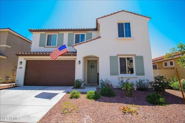 21077 W Almeria Road, Buckeye, AZ 85396 (MLS #6223148) :: Long Realty West Valley