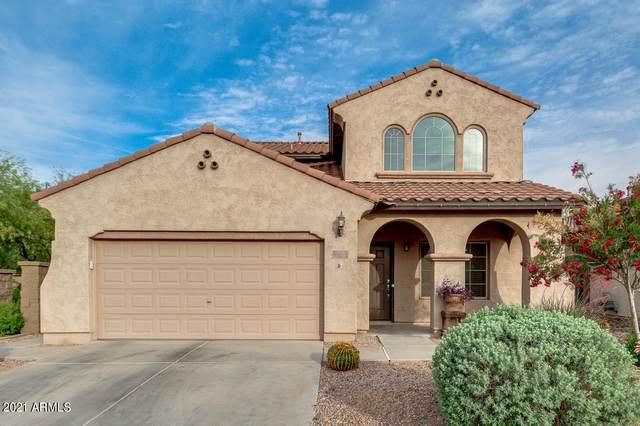 2393 N Monticello Drive, Florence, AZ 85132 (MLS #6223170) :: Midland Real Estate Alliance