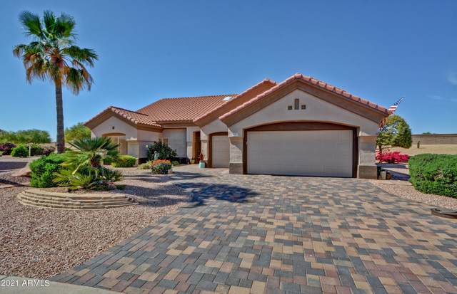 22911 N Wagon Wheel Drive, Sun City West, AZ 85375 (MLS #6223179) :: Power Realty Group Model Home Center