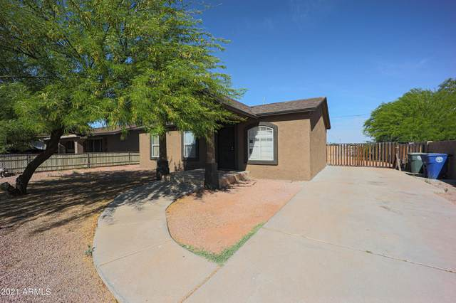 13821 N El Frio Street, El Mirage, AZ 85335 (MLS #6223192) :: Yost Realty Group at RE/MAX Casa Grande