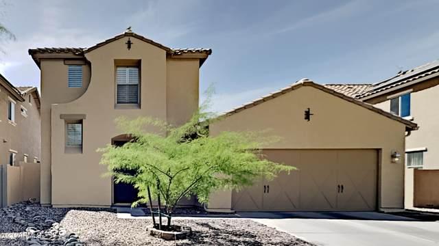 1663 E Palo Verde Drive, Casa Grande, AZ 85122 (MLS #6223195) :: The Riddle Group