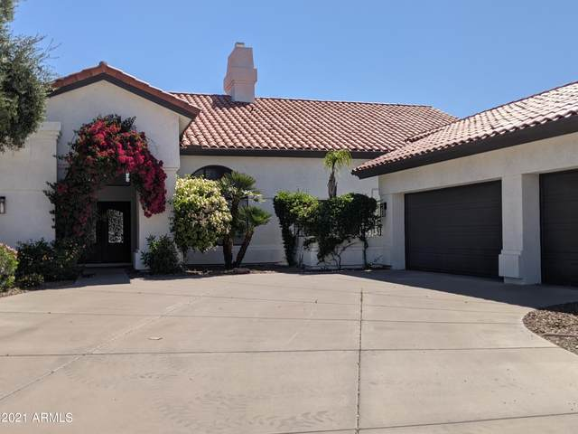 9215 N 108th Place, Scottsdale, AZ 85259 (MLS #6223206) :: The Property Partners at eXp Realty