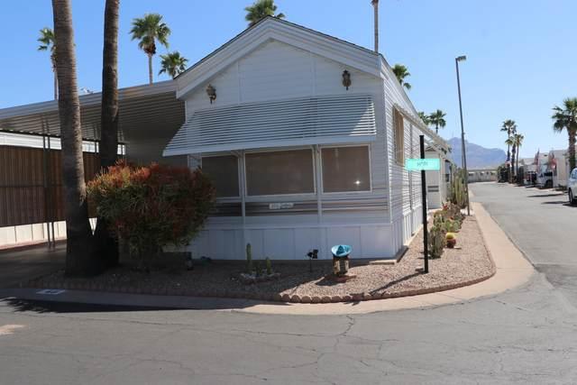 1371 E 4th Avenue #48, Apache Junction, AZ 85119 (MLS #6223209) :: Maison DeBlanc Real Estate