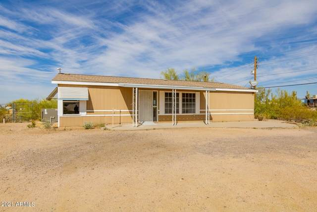 820 S Starr Road, Apache Junction, AZ 85119 (MLS #6223212) :: Devor Real Estate Associates