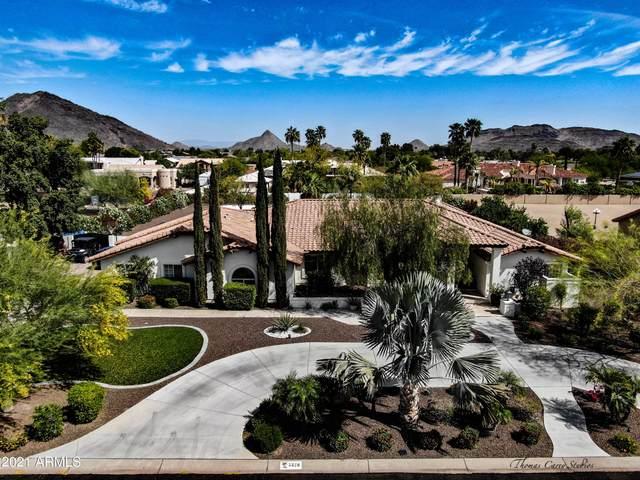 5320 W Soft Wind Drive, Glendale, AZ 85310 (MLS #6223231) :: Zolin Group