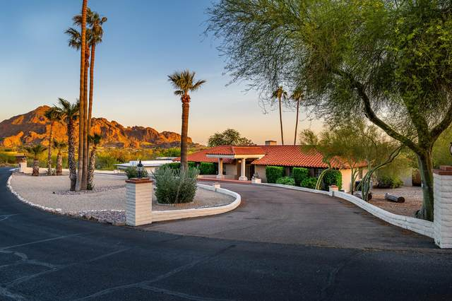 4243 E Desert Crest Drive, Paradise Valley, AZ 85253 (MLS #6223249) :: The Ellens Team