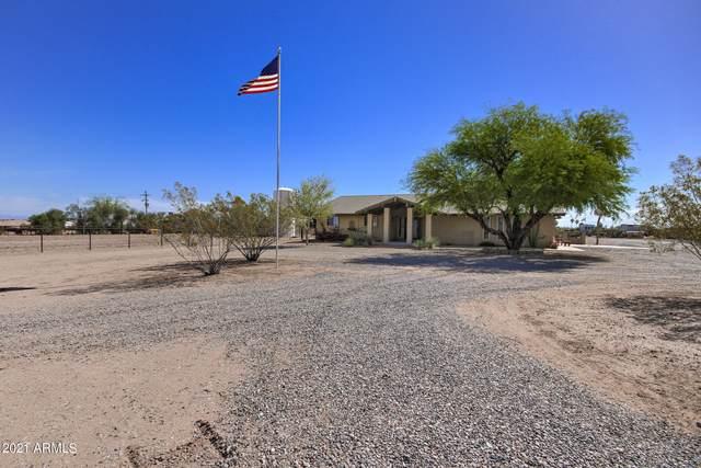 13825 N Nafziger Road, Coolidge, AZ 85128 (MLS #6223254) :: Executive Realty Advisors