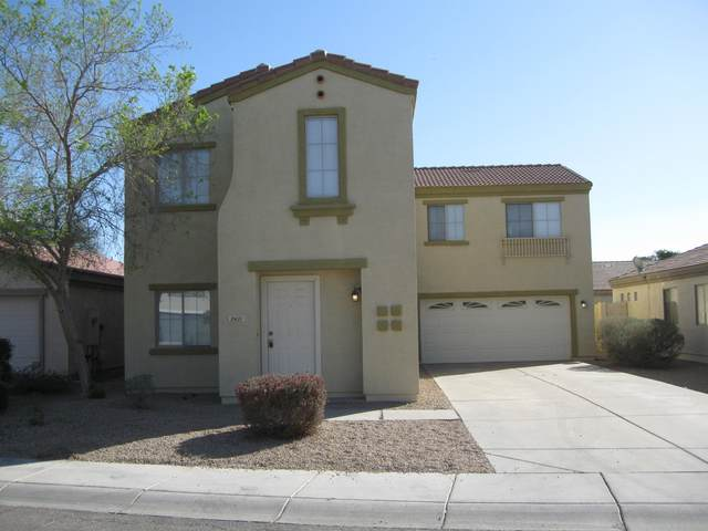 2631 S 84TH Glen, Tolleson, AZ 85353 (MLS #6223257) :: Yost Realty Group at RE/MAX Casa Grande