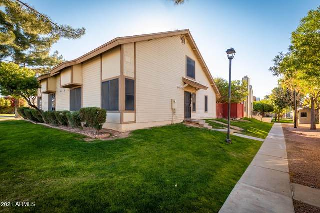 2455 E Broadway Road #95, Mesa, AZ 85204 (MLS #6223260) :: John Hogen | Realty ONE Group