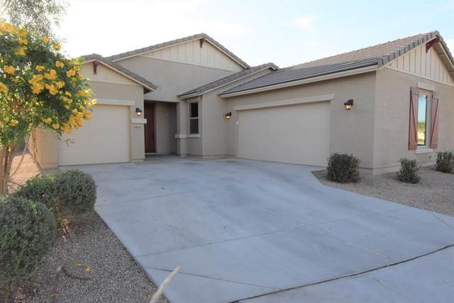 14834 N 158TH Lane, Surprise, AZ 85379 (MLS #6223314) :: TIBBS Realty