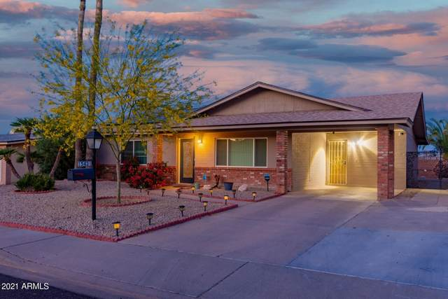 15431 N 20TH Street, Phoenix, AZ 85022 (MLS #6223321) :: My Home Group