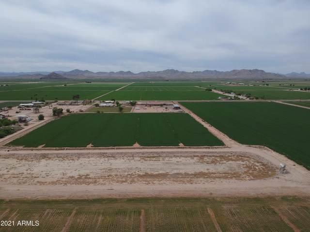0 W Old Us Highway 80, Palo Verde, AZ 85343 (MLS #6223327) :: The Riddle Group