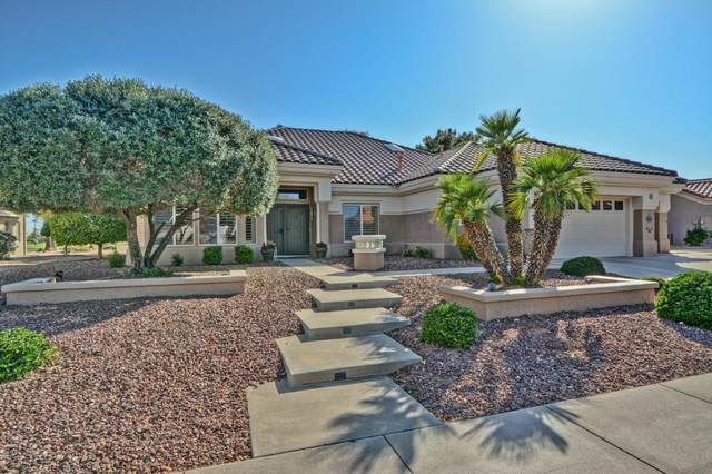 22814 N Wagon Wheel Drive, Sun City West, AZ 85375 (MLS #6223328) :: Keller Williams Realty Phoenix