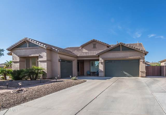 44578 W Garden Lane, Maricopa, AZ 85139 (MLS #6223337) :: Yost Realty Group at RE/MAX Casa Grande