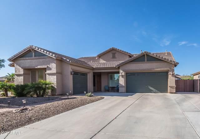 44578 W Garden Lane, Maricopa, AZ 85139 (MLS #6223337) :: The Copa Team | The Maricopa Real Estate Company