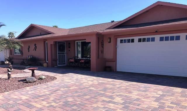 11626 N Rio Vista Drive, Sun City, AZ 85351 (MLS #6223349) :: Howe Realty