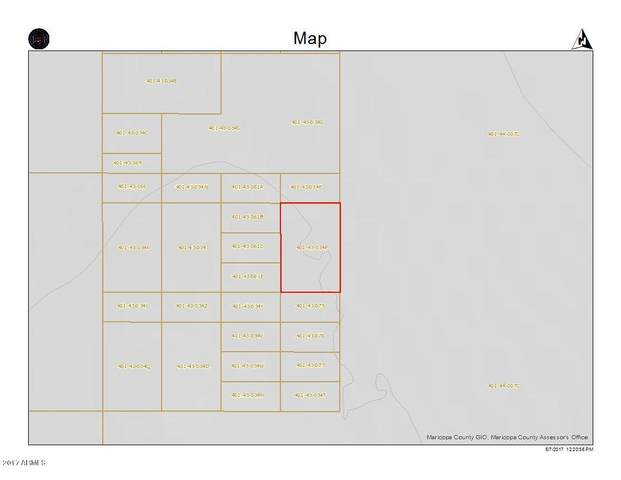 364th Ave W S Of Elliot Road, Tonopah, AZ 85354 (MLS #6223360) :: Service First Realty