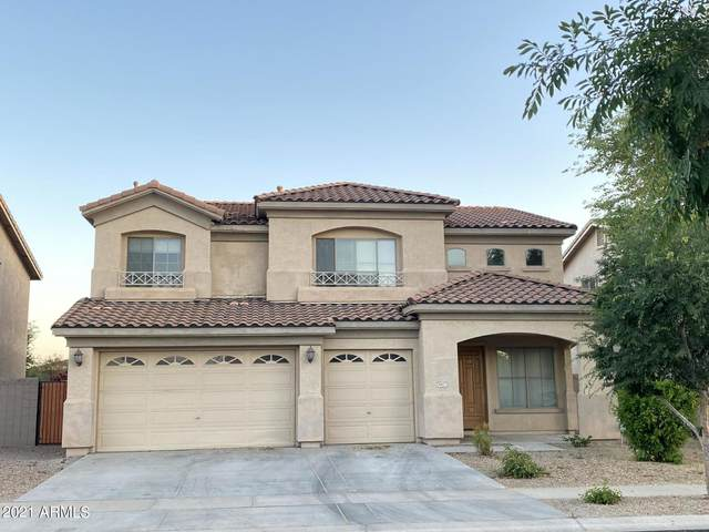 8417 W Midway Avenue, Glendale, AZ 85305 (MLS #6223387) :: The Riddle Group
