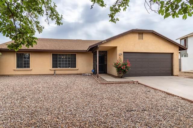 4836 Loma Loop, Sierra Vista, AZ 85635 (MLS #6223402) :: CANAM Realty Group
