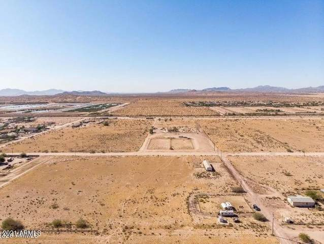 0 E Vacant Land, Florence, AZ 85132 (MLS #6223404) :: Openshaw Real Estate Group in partnership with The Jesse Herfel Real Estate Group