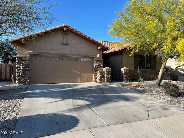 16422 W Lilac Street, Goodyear, AZ 85338 (MLS #6223409) :: John Hogen | Realty ONE Group