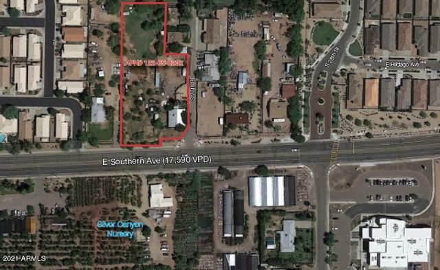 2720 E Southern Avenue, Phoenix, AZ 85040 (MLS #6223420) :: Yost Realty Group at RE/MAX Casa Grande