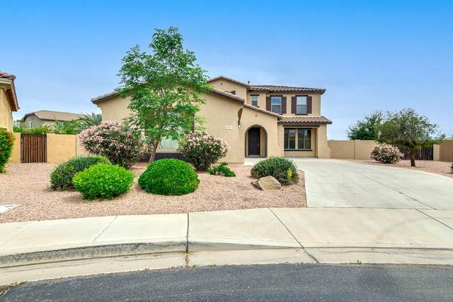 6965 S Opal Drive, Chandler, AZ 85249 (MLS #6223431) :: Keller Williams Realty Phoenix
