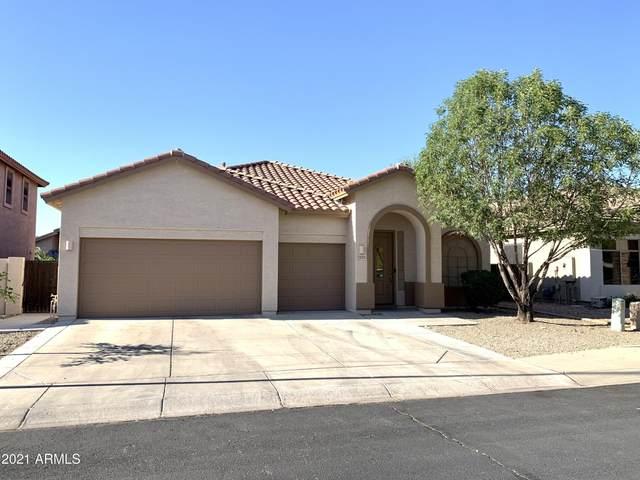 7222 W Monte Cristo Avenue, Peoria, AZ 85382 (MLS #6223461) :: Nate Martinez Team