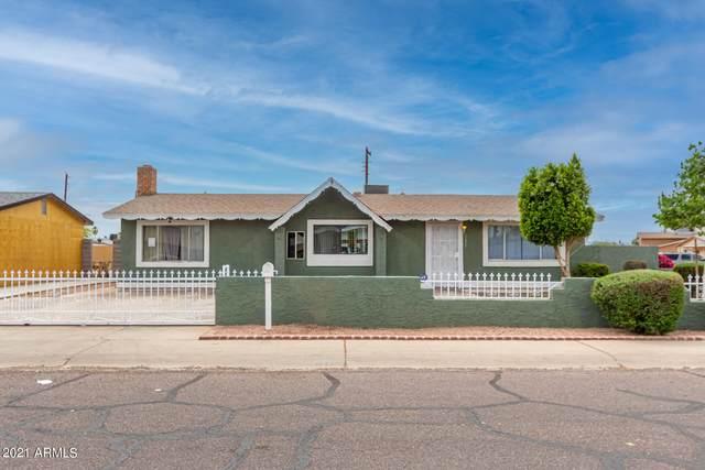 2621 N 48TH Drive, Phoenix, AZ 85035 (MLS #6223474) :: Yost Realty Group at RE/MAX Casa Grande