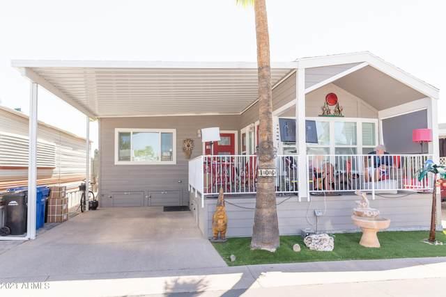 5055 E University Drive G106, Mesa, AZ 85205 (MLS #6223480) :: My Home Group