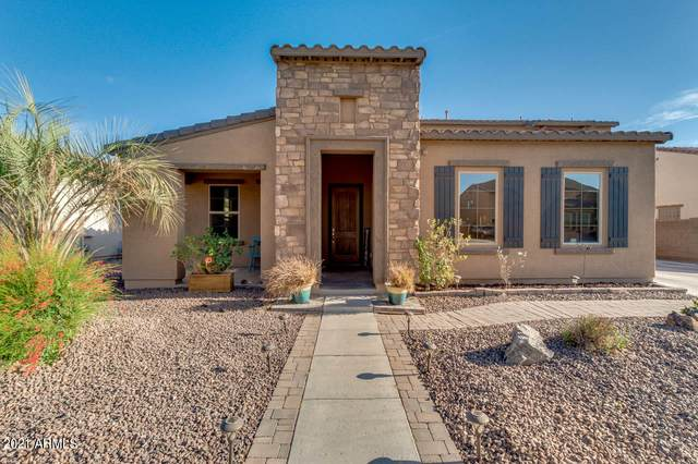 20849 E Waverly Drive, Queen Creek, AZ 85142 (MLS #6223485) :: Klaus Team Real Estate Solutions
