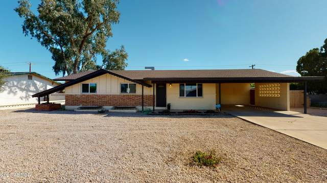 1849 E Dana Avenue, Mesa, AZ 85204 (MLS #6223499) :: Openshaw Real Estate Group in partnership with The Jesse Herfel Real Estate Group
