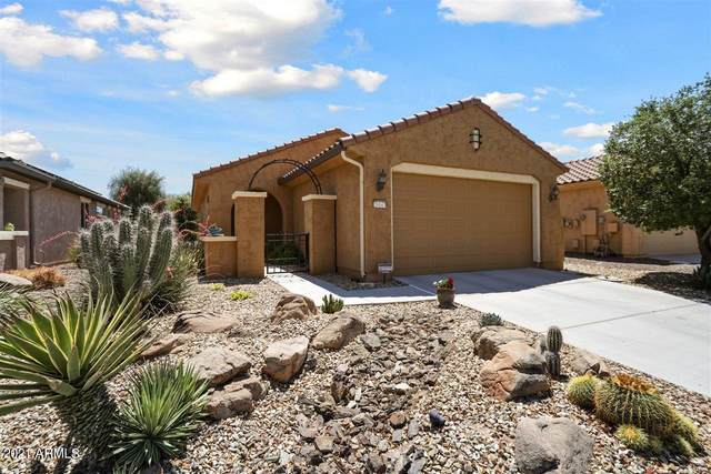 26147 W Via Del Sol Drive, Buckeye, AZ 85396 (MLS #6223503) :: The Property Partners at eXp Realty