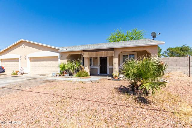 2702 E Juniper Avenue, Phoenix, AZ 85032 (MLS #6223516) :: Nate Martinez Team