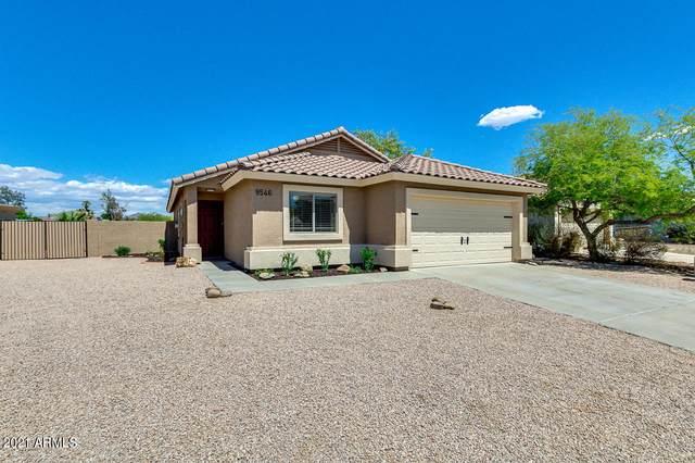9546 E Cicero Street, Mesa, AZ 85207 (MLS #6223526) :: Power Realty Group Model Home Center