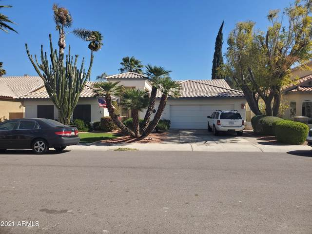 5857 W Del Lago Circle, Glendale, AZ 85308 (MLS #6223527) :: Power Realty Group Model Home Center