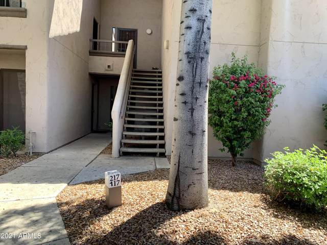 9115 E Purdue Avenue #217, Scottsdale, AZ 85258 (MLS #6223529) :: TIBBS Realty