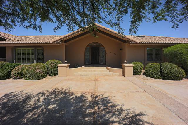 16216 E Keota Drive, Fountain Hills, AZ 85268 (MLS #6223538) :: Yost Realty Group at RE/MAX Casa Grande